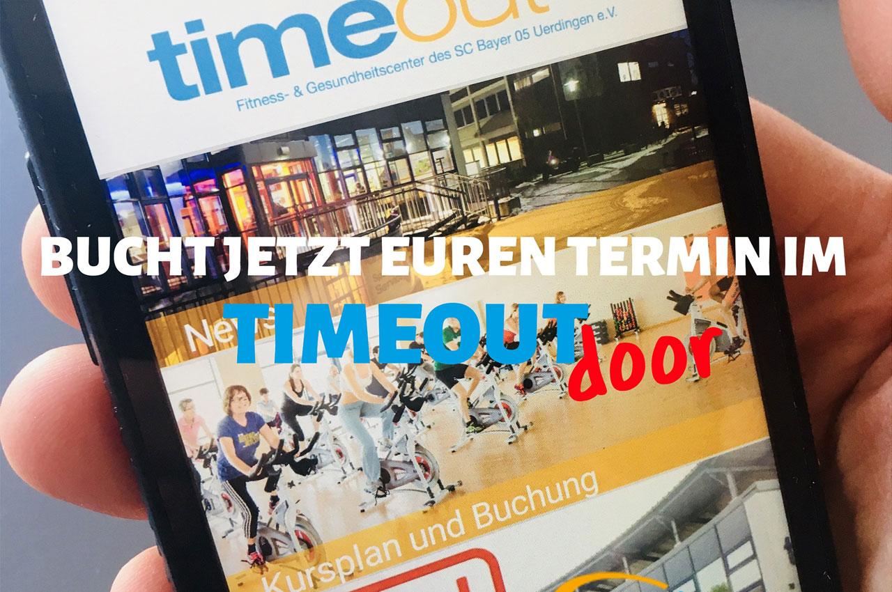 timeout - Neue App