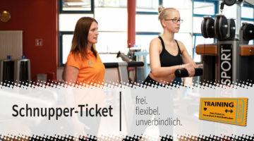 Schnupper Ticket